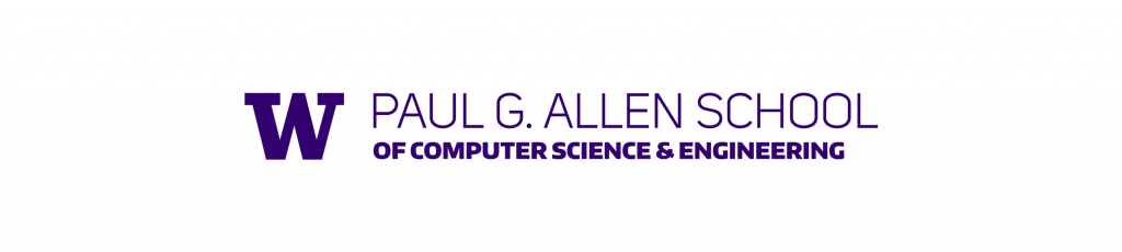 Logo of the Paul G Allen School of Computer Science and Engineering